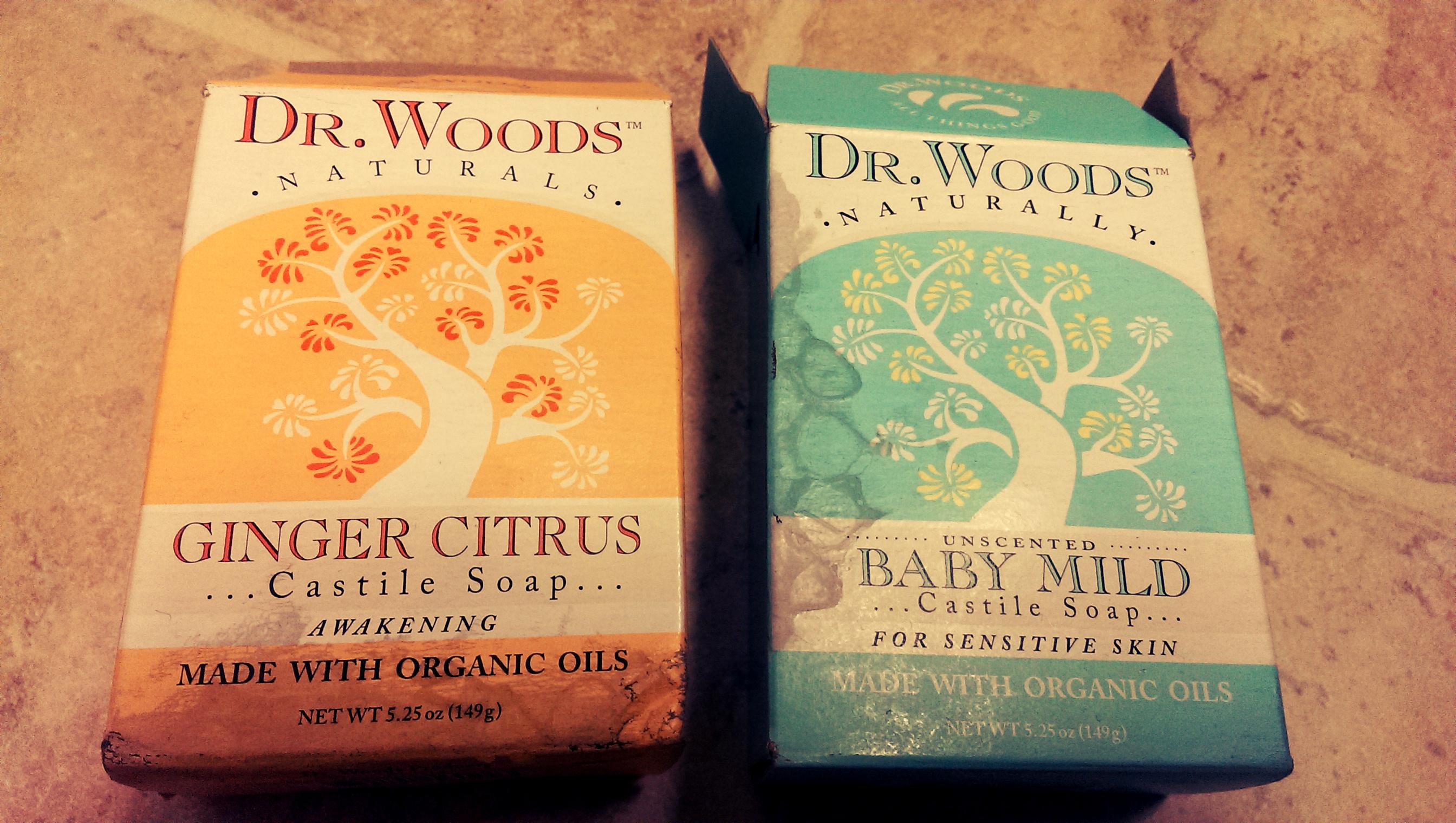 Dr  Woods Castile Soap Review – jessmeandering